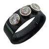 Black Titanium Ring - Tridia
