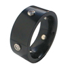 Black Zirconium Ring - Quinta
