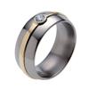 Titanium Ring - Oro