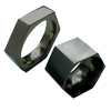 Black Zirconium Ring - Hexa