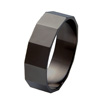 Black Titanium Ring - Polaris