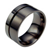 Black Titanium Ring - Sable