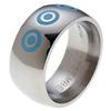 Titanium Ring - Glazed Royal