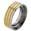 Titanium Ring - Glazed Safari