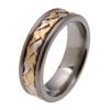 Titanium Ring - Genoa
