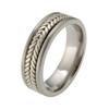 Titanium Ring - Milan