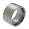Titanium Ring - Safari Inlay