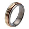 Titanium Ring - Tre-Colori