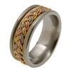 Titanium Ring - Venice