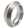 Titanium Ring - Veritus Inlay