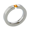 Titanium Ring - Citron