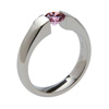 Titanium Ring - Sateen