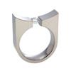 Titanium Ring - Tango