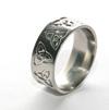 Titanium Ring - Triad