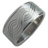 Titanium Ring - Braid