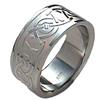 Titanium Ring - Celtic Knot