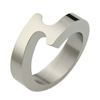 Titanium Ring - Spira Wedding
