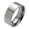 Titanium Ring - Flat Classic