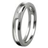 Titanium Ring - Half Round Tinga