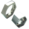 Titanium Ring - Hexa