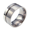 Titanium Ring - Sable