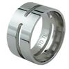 Titanium Ring - Tinga Flat