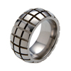 Titanium Ring - Tortoise