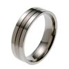 Titanium Ring - Windsor Flat